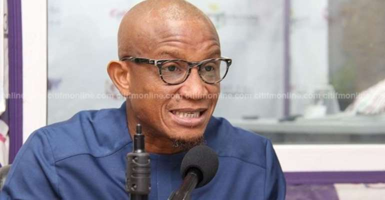 Naana Jane Not A Threat To NPP – Mustapha Hamid