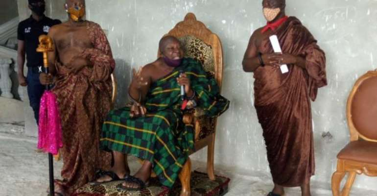 I Can't Discredit Govt Over Military Deployment — Torgbuiga Fiti