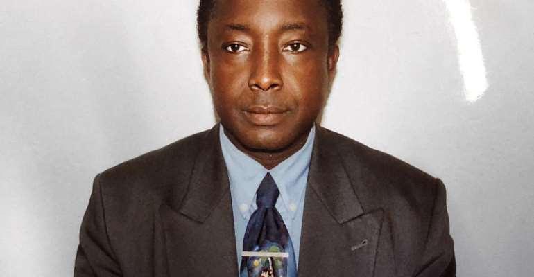 Rev. Prince Aidoo