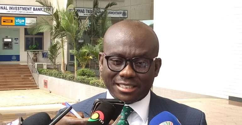 CID still probing court raid by Delta Force members in 2017 – Godfred Dame