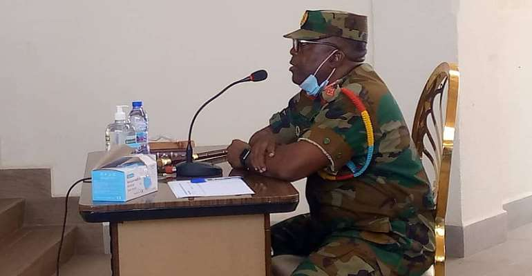 Ejura killings: Regional Minister acted right – Central Command Army head