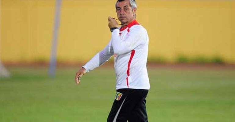 AFCON 2019: Tunisia Coach Ready For The Sack Should He Fail To Win Against Ghana