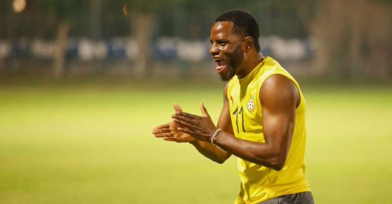 AFCON 2019: 'Ghana Will Stop Tunisia' - Wakaso Assures