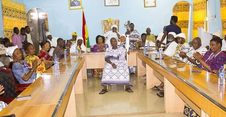 Nungua Kplejoo Festival to be celebrated from 12th -.14th July