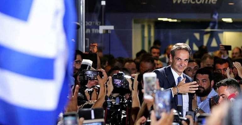 New Greek rulers inherit €335 billion debt