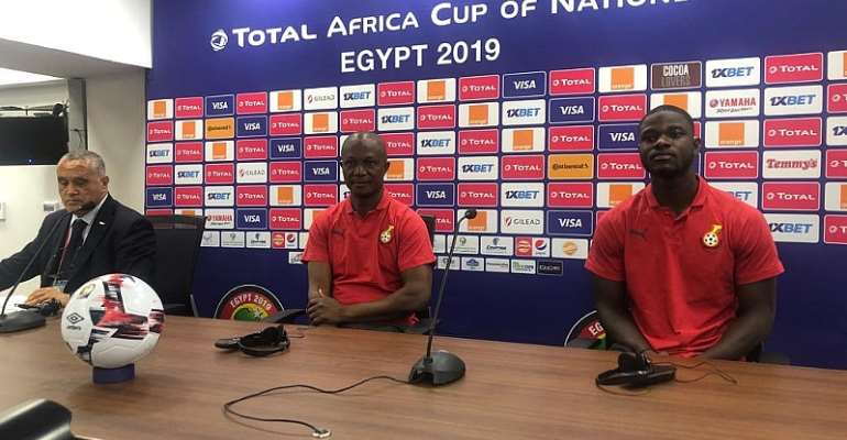 AFCON 2019: Ghana Coach Kwesi Appiah Insist Tunisia Will Not Be A Pushover
