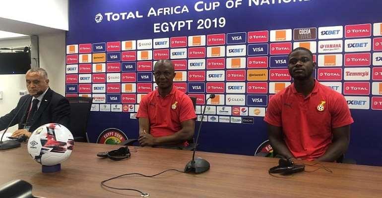 AFCON 2019: Ghana Still Not-Favorite Despite Egypt And Cameroon Elimination – Kwesi Appiah