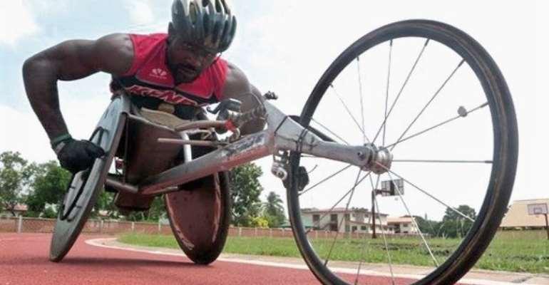 Ghanaian Paralympian Raphael Nkegbe Botsyo Expresses Readiness For Tokyo Olympics