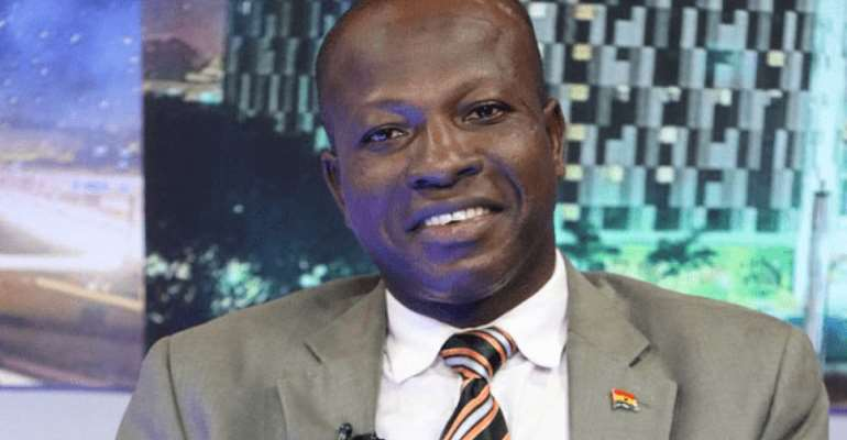 James Kwabena Bomfeh, Acting General Secretary