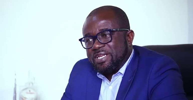GFA Boss Kurt Okraku Not Interested In Comparison With Kwesi Nyantakyi