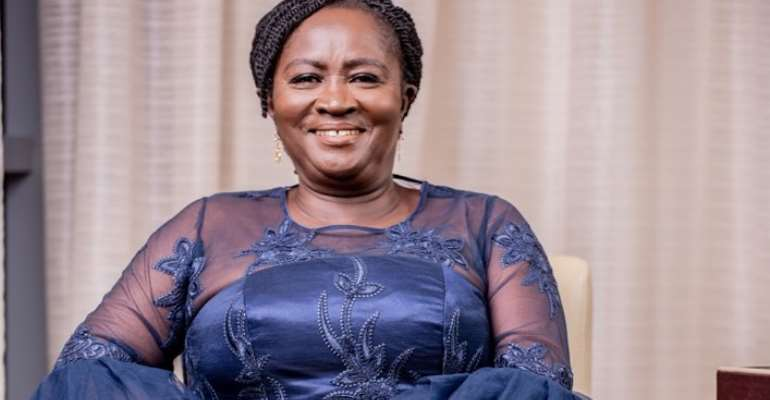 'Mahama Is Visionary, A Leader You Can Trust' – Naana Jane