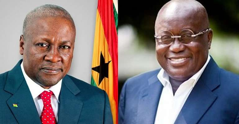 Elections 2020 Between John Mahama And Nana Akufo-Addo - Judgement Of Competency And Capability