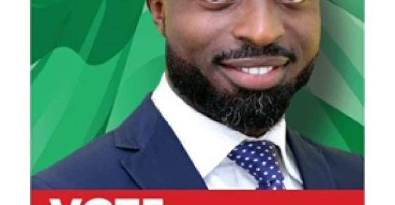 Manhyia North NDC Candidate Determined To Win Seat