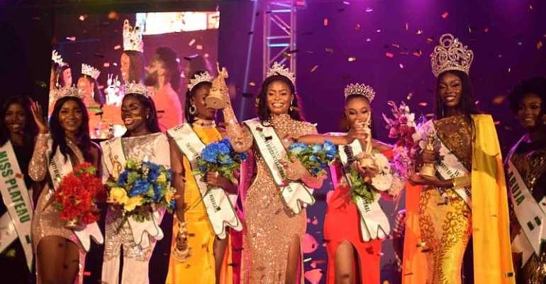 Mebine Ayibapreye emerges as The Beauty of Africa International Pageant 2021