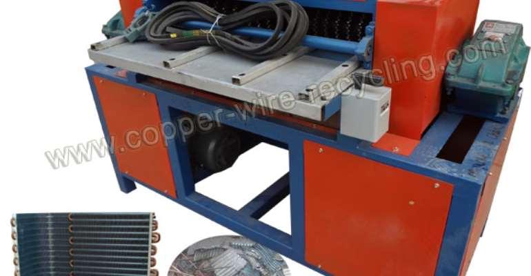 Radiator Copper & Aluminum Stripper