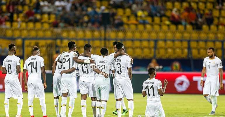 AFCON 2019: Prez. Akufo Addo Furious With Black Stars Exit From AFCON