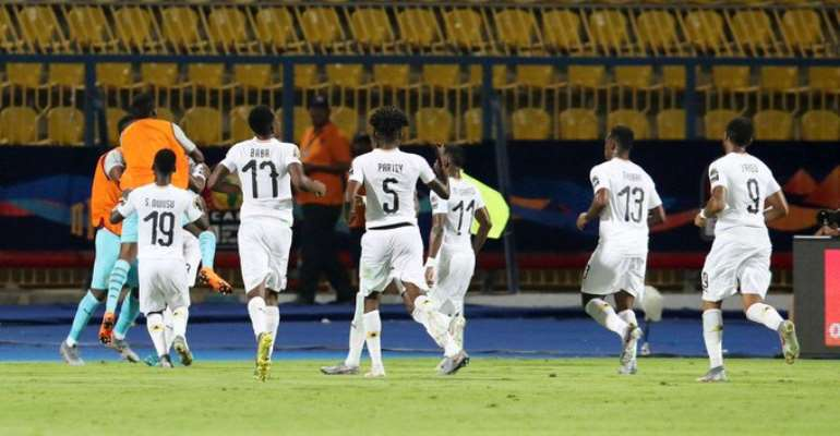 AFCON 2019: Laryea Kingston Hails Black Stars Players 'Fighting Spirit' Despite AFCON Elimination