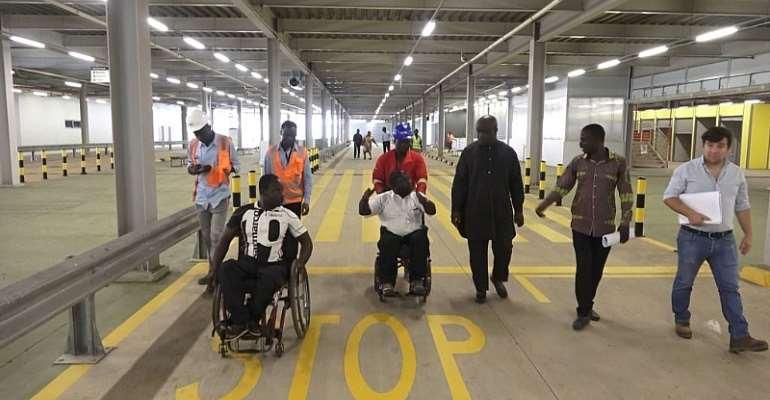 Give us job quotas at new Kejetia terminal – PWDs to KMA