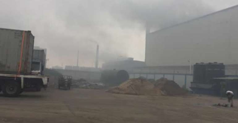 EPA orders shutdown of two steel factories at Tema Free Zones