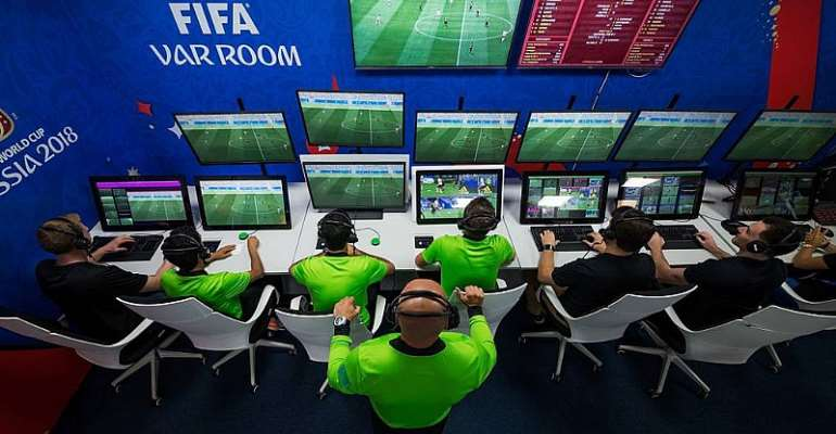 AFCON 2019: VAR To Be Used From AFCON Quarterfinals