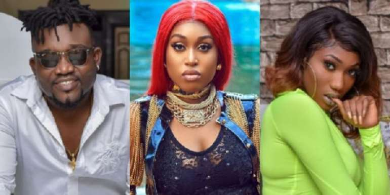Wendy Shay introduced me to Bullet – Fantana