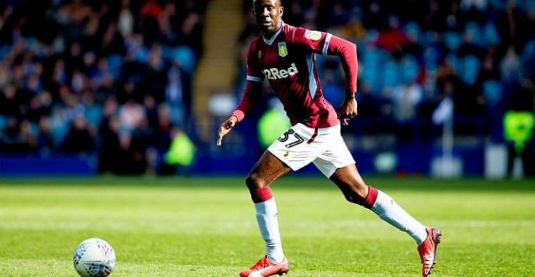 West Brom Set To Hijack Albert Adomah's Move To Nottingham Forest