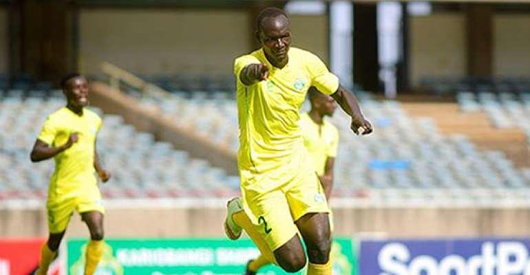 Asante Kotoko Sign George Abege From Kariobangi Sharks On A Three-Year Deal