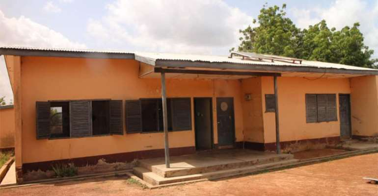 Medicine Shortage Hits Gbeo CHPS Compound