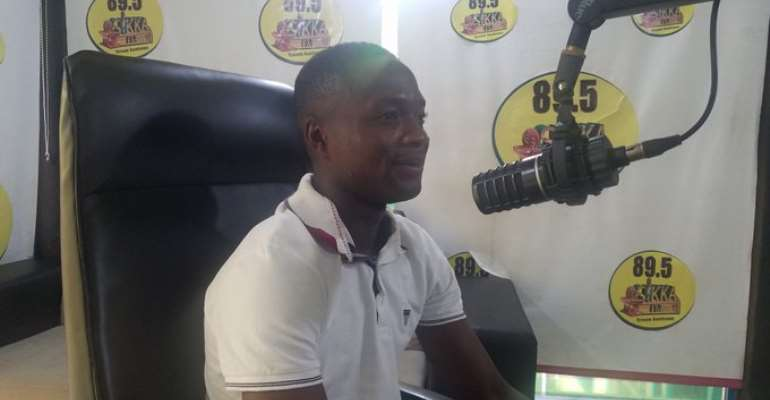 Ashgold Will Never Regret Signing Me, Says Winger Yaw Annor