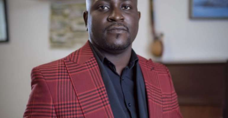 Patrick Addaquay Grabs Doctorate Degree In Music