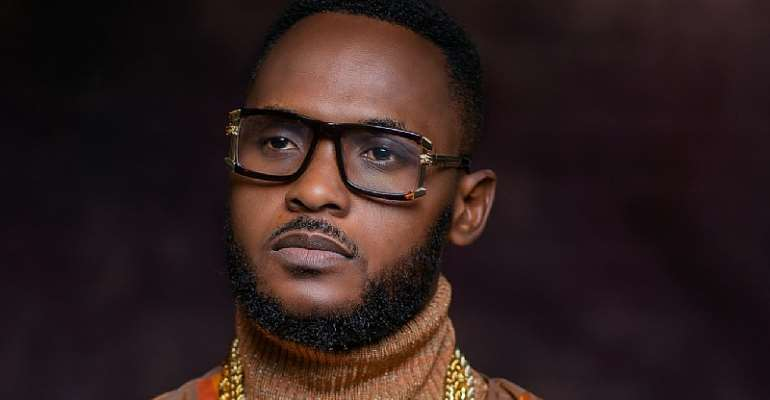 "Fashion Mogul U&A Release Pictures Dubbed ""Afro Electric"" Ahead Of His Birthday"