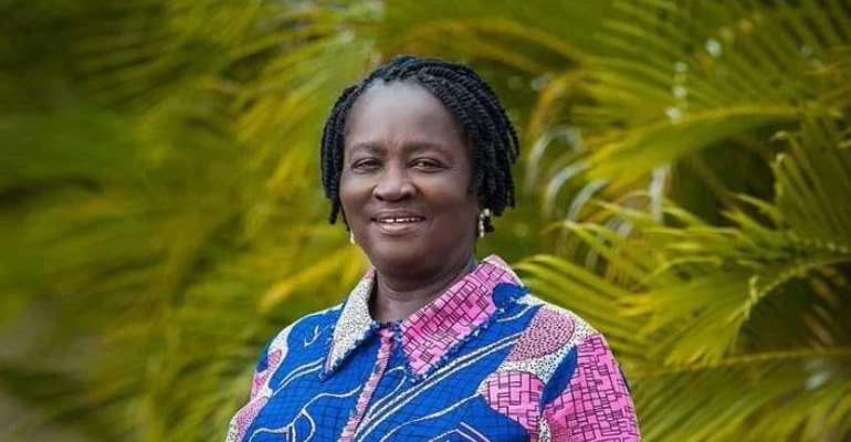 Prof. Jane Opoku-Agyeman