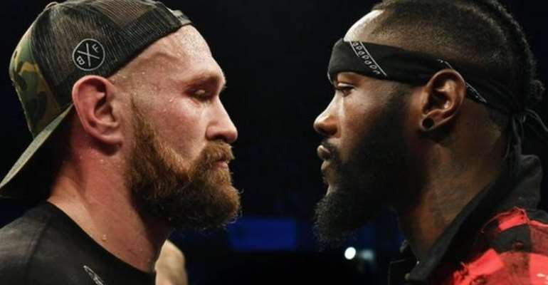 Tyson Fury, Deontay Wilder fight off after Fury tests positive for COVID-19