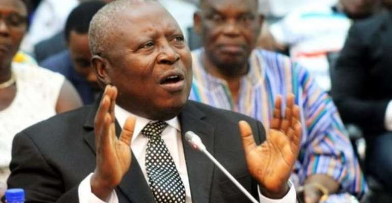 Martin Amidu writes: A short tenure fighting corruption and political discrimination is more honourable in public office