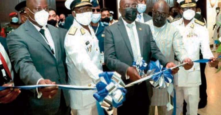 Containing Maritime Crimes