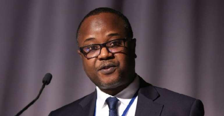 First Deputy Governor of Bank of Ghana, Maxwell Opoku-Afari