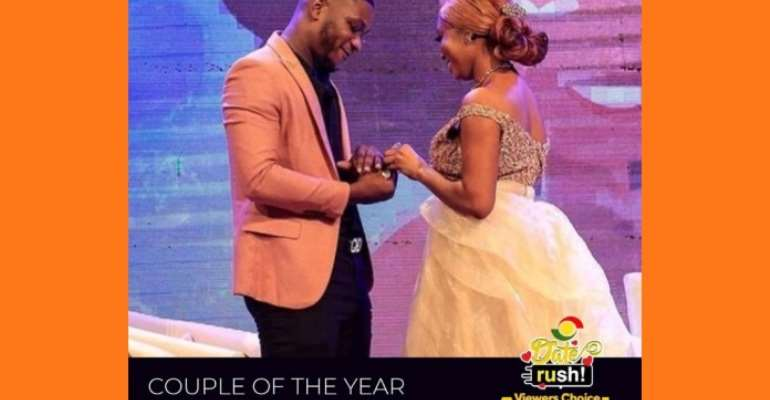 After Winning trip to Dubai, check out how Dzato and Grace are rocking in love [Date Rush]