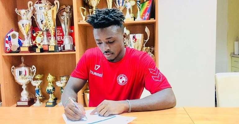 Atalanta FC Confirm Departure Of Ghanaian Defender Patrick Asmah To Slovakian Side FK Senica
