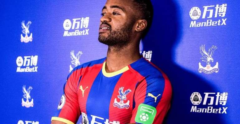 Jordan Ayew Ready For Crystal Palace Challenge