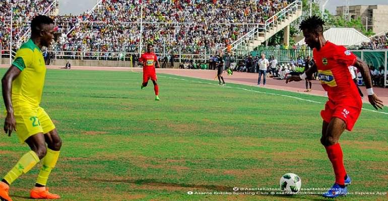 CAF CL: Kano Pillars 3-2 Kotoko - Porcupine Warriors Take Comfort From Two Away Goals