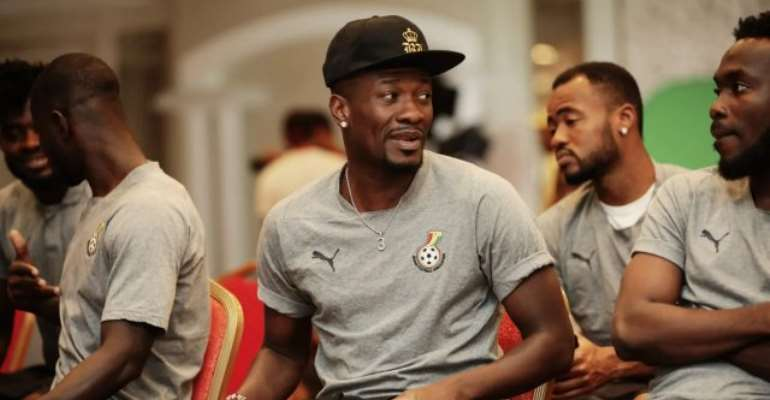 'AFCON 2019 Camp Was My Best', Black Stars General Captain