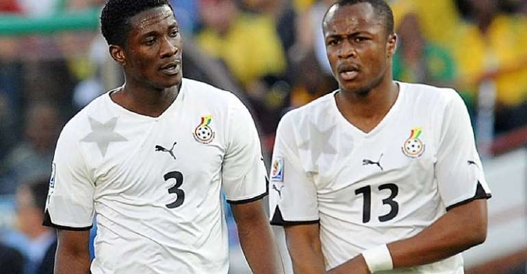 There Is Not Bad Blood Between Me And Andre Ayew - Asamoah Gyan