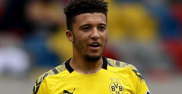 Sancho To Stay At Dortmund, Sporting Director Says 'Decision Is Final'