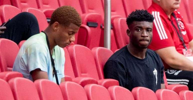 Kudus Mohammed Sits Out In Ajax Win Against RKC Waalwijk In Pre-Season Friendly
