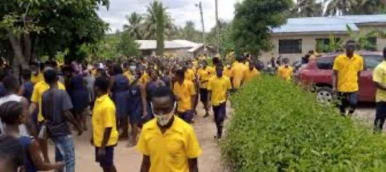 WASSCE Students Riot Could Have Been Avoided If Free SHS Was Properly Implemented — RaR Express