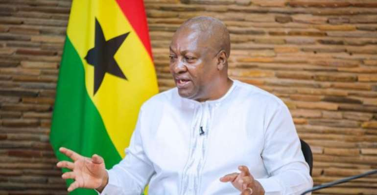 Group Welcomes Mahama's Promise To Pay Assemblymembers Monthly Salary