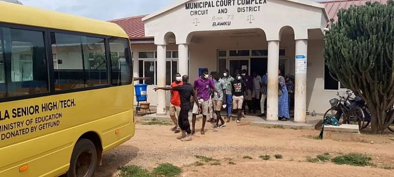 Zebilla SecTech Riot: 4 Final Year Students, 13 Others Granted Bail
