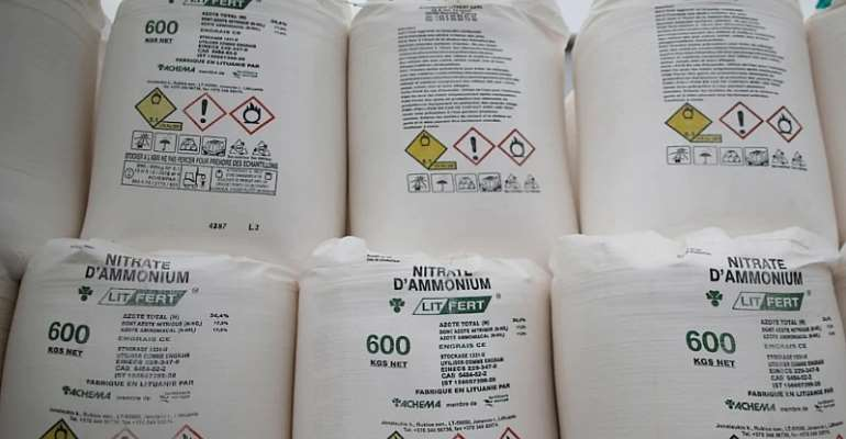 EPA Urge Companies To Ensures Safe Ammonium Nitrate Storage After Beirut Explosion