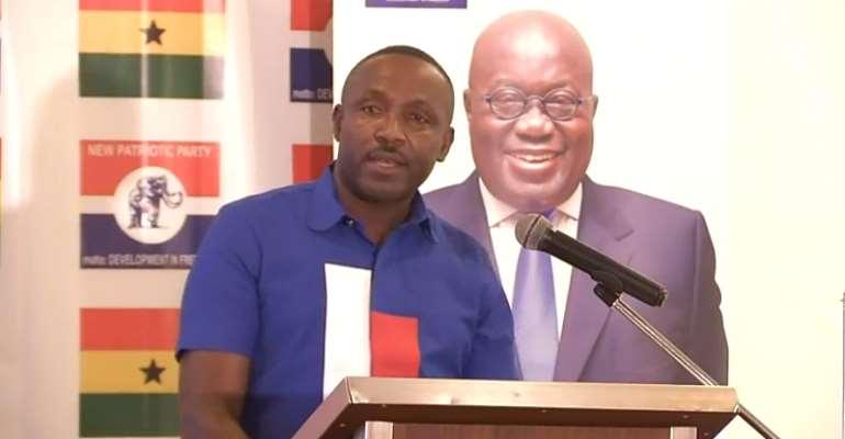 Ignore Mahama, Akufo-Addo Won't Endanger Ghana's Peace – John Boadu