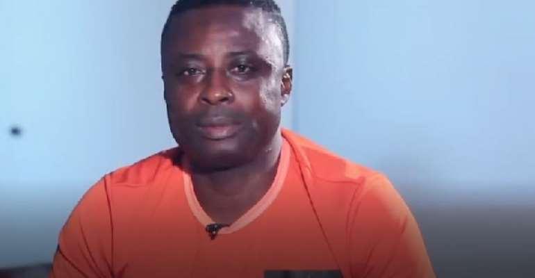 Former Asante Kotoko attacker Charles Taylor